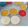 dish candle